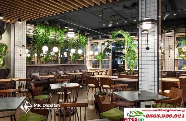 Những Mẫu Thiết Kế Quán Cafe Đẹp2