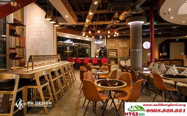 Những Mẫu Thiết Kế Quán Cafe Đẹp6