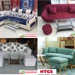 Những Mẫu Bàn Ghế Sofa Phòng Khách Chung Cư Nhỏ Cực Đẹp