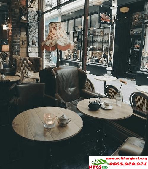Trang Trí Quán Cafe Độc Đáo10