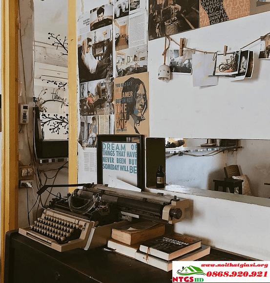 Trang Trí Quán Cafe Độc Đáo11