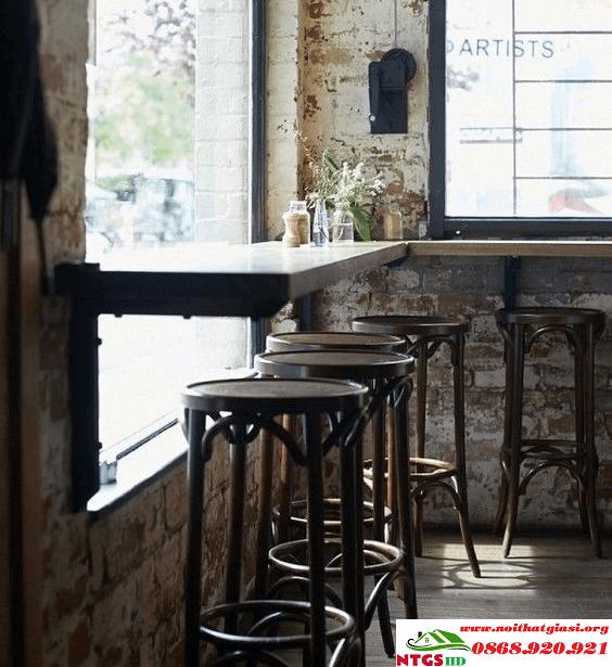 Trang Trí Quán Cafe Độc Đáo5