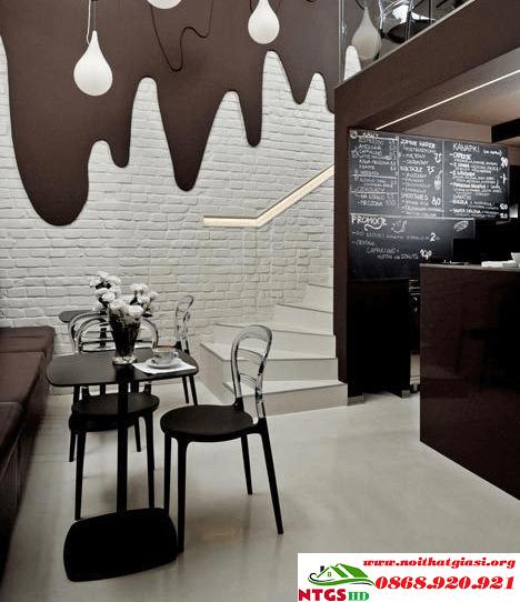 Trang Trí Quán Cafe Độc Đáo6