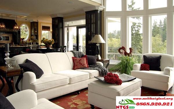 Hướng Dẫn Bố Trí Sofa Phòng Khách Giúp Gia Chủ Thịnh Vượng