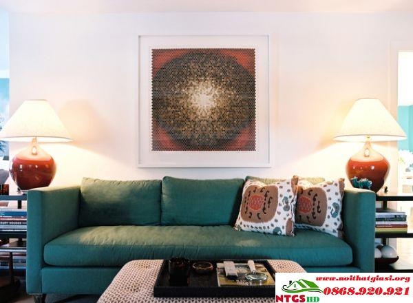 Lựa Chọn Màu Sắc Sofa Phù Hợp Với Phòng Khách3