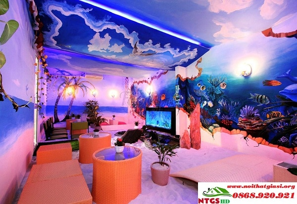 Ý Tưởng - Phong Cách Quán Cafe Thu Hút Khách Hàng-4