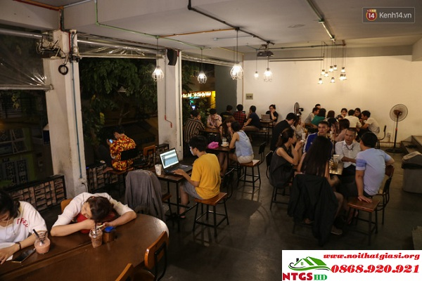 Ý Tưởng - Phong Cách Quán Cafe Thu Hút Khách Hàng-5