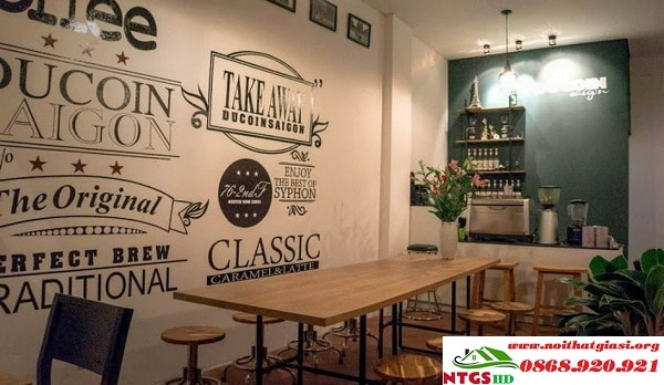 Ý Tưởng - Phong Cách Quán Cafe Thu Hút Khách Hàng-6