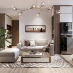 Một số lưu ý khi thiết kế thi công nội thất chung cư