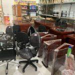 Ở quận Gò Vấp mua bàn ghế làm việc cũ ở đâu?