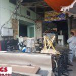 Có đơn vị nào thanh lý bàn ghế làm việc cũ tại Tân Bình?