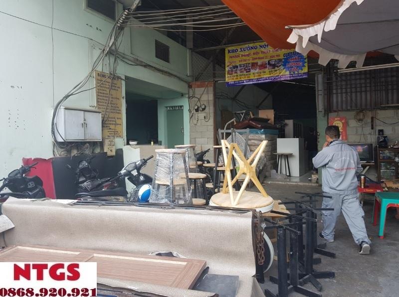 thanh lý bàn ghế làm việc cũ tại Tân Bình
