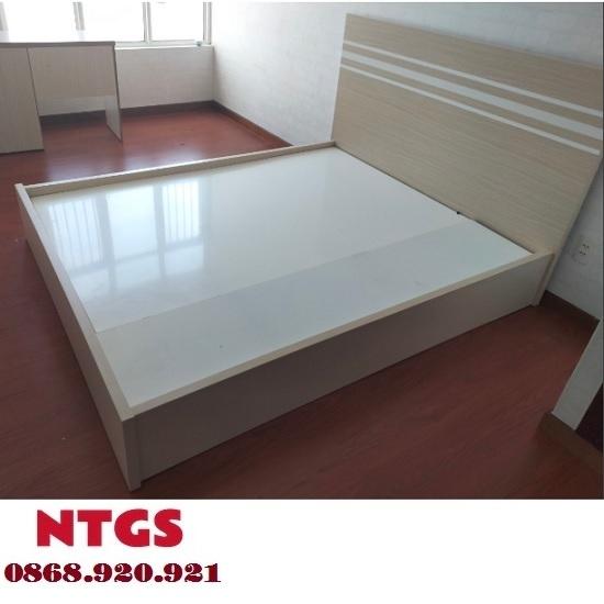 giường 1m2 gỗ công nghiệp